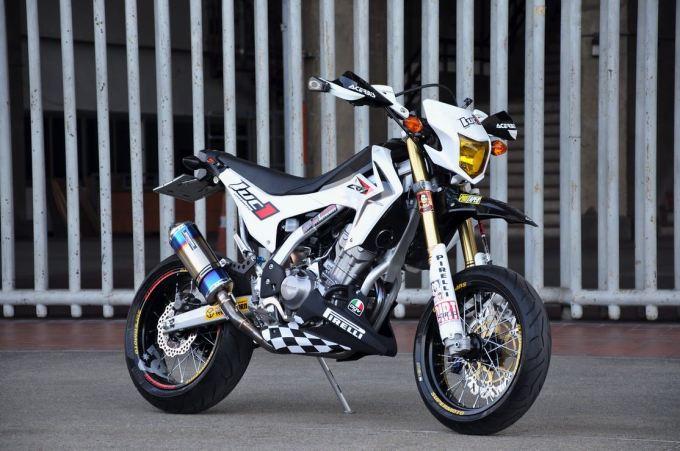 CRF250M Custom 02
