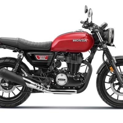 インドの神バイクCB350のスクランブラーCB350RSは約28万円