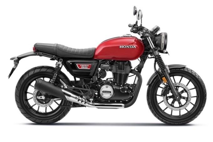 Honda CB350RS 01