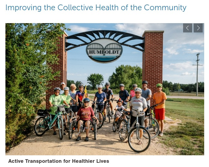 Active transportation options for a Culture of Health