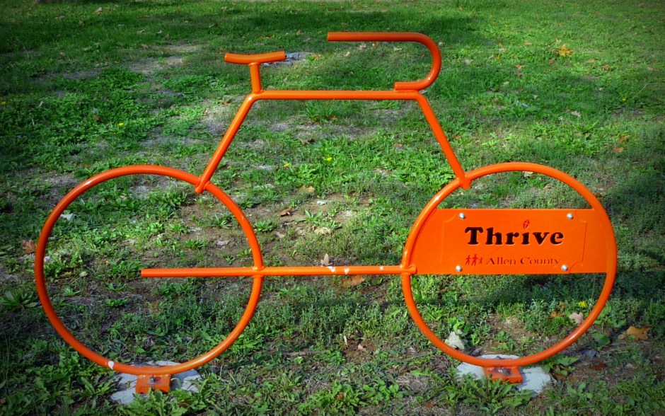 Thrive Bike Rack