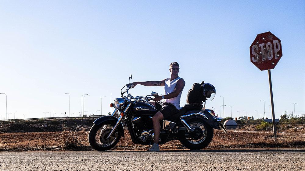 Motocycle Touring