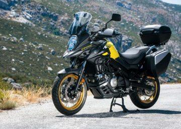 SUZUKI V-STROM DL650XT ABS