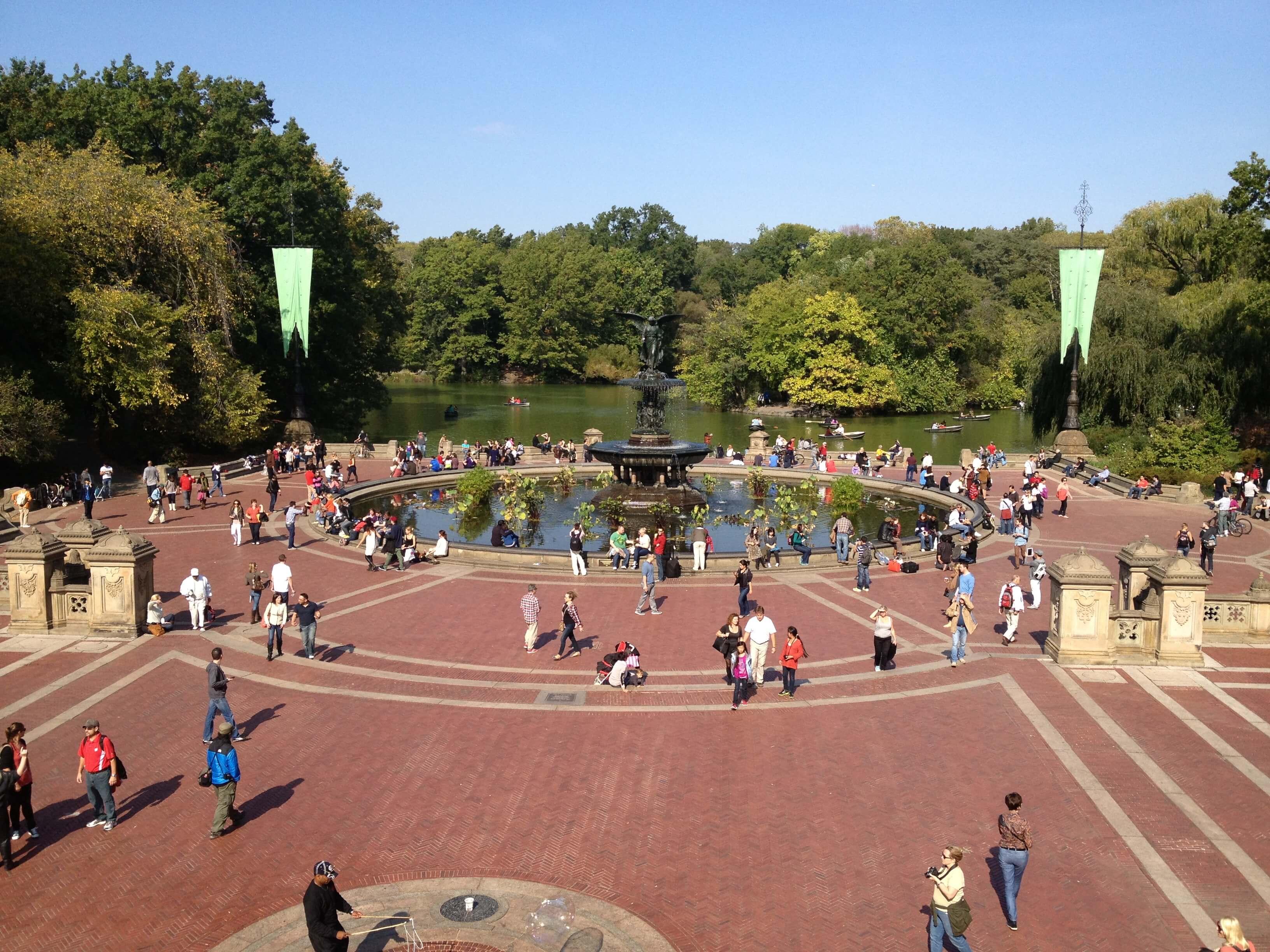 Inside Central Park 3