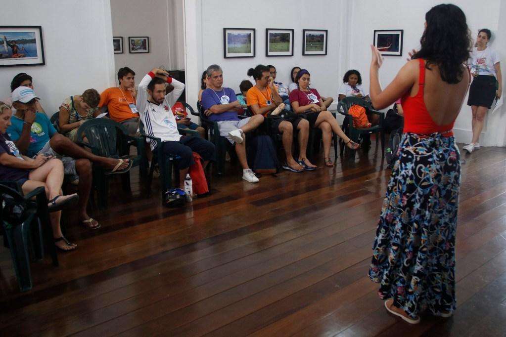 Sentindo nos pés, com Ana Carolina da SampaPé