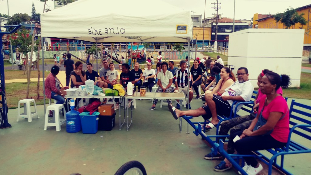 EBA Cupecê, Bike Anjo São Paulo