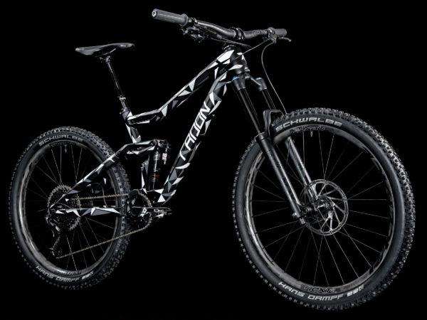 radon jab uma bike de enduro super leve bike aos peda os. Black Bedroom Furniture Sets. Home Design Ideas