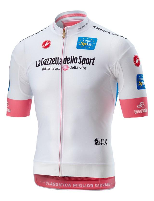 Camisa Branca Giro 2018