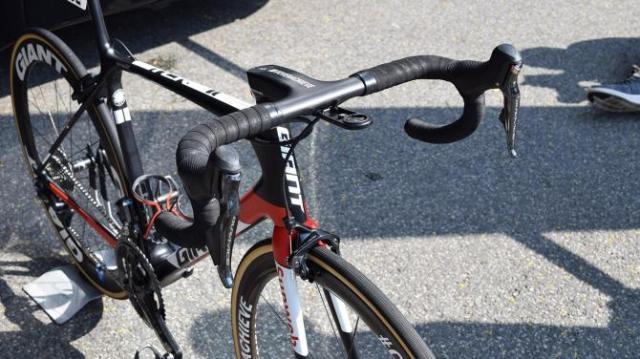 A Giant TCR de Tom Dumoulin no Tour de France 2018 (1)