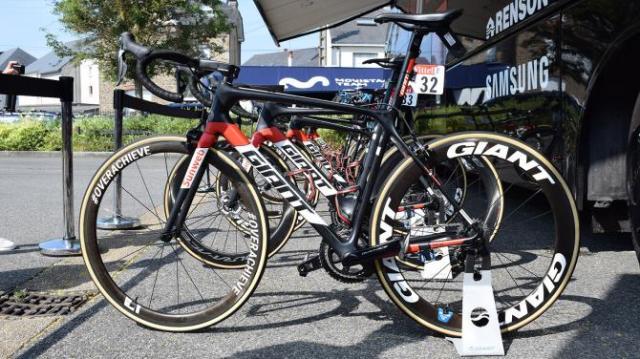 A Giant TCR de Tom Dumoulin no Tour de France 2018 (5)
