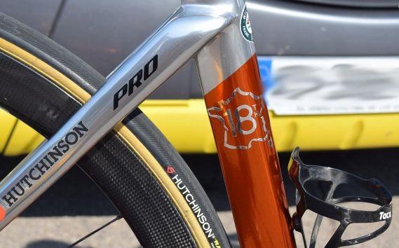 A Wilier Cento10 Pro de Sylvain Chavanel no Tour de France (17)