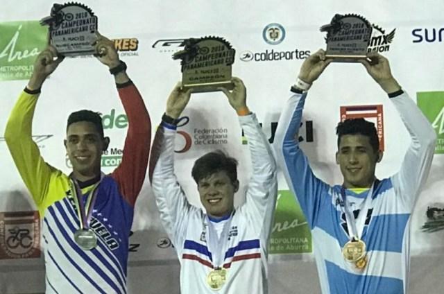 Anderson Ezequiel e Priscilla Stevaux são Campeões Pan-Americanos na Colômbia