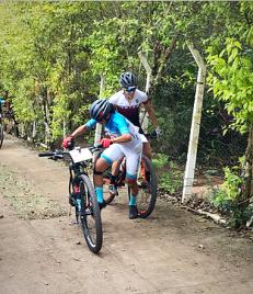 Relato de Raiza Goulão no Campeonato Brasileiro de MTB Cross Country (XCO) 2018 2