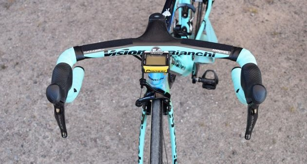A Bianchi Oltre XR4s de Primož Roglič e Dylan Groenewegen no Tour de France 2018 (16)