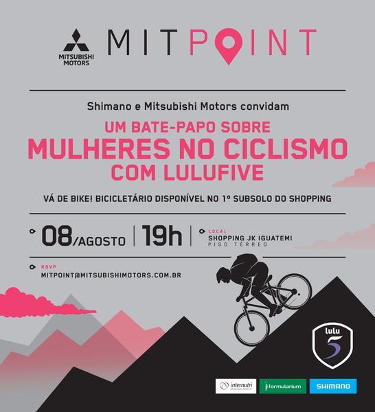Cartaz do SF Convida com a equipe LuluFive (Divulgação)