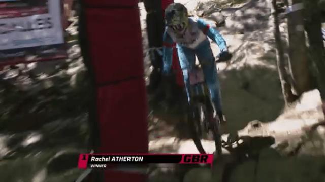 Resultados do Downhill na Copa do Mundo em Mont-Sainte-Anne, Canadá F (5)
