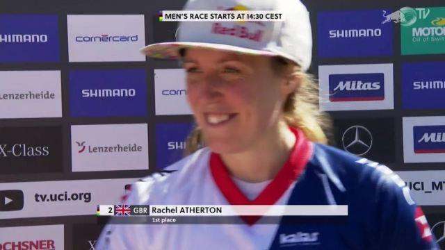 Resultados Mundial de DH 2018 em Lenzerheide na Suíça F (3)