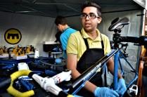 Vinicius Oliveira - campeão do Desafio Mecânico Escola Park Tool1