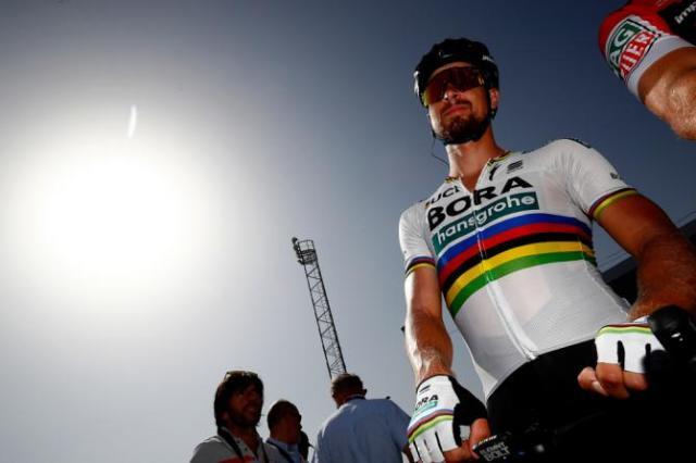 A nova camisa de Peter Sagan depois de 3 anos com a camisa de campeão de mundo (1)