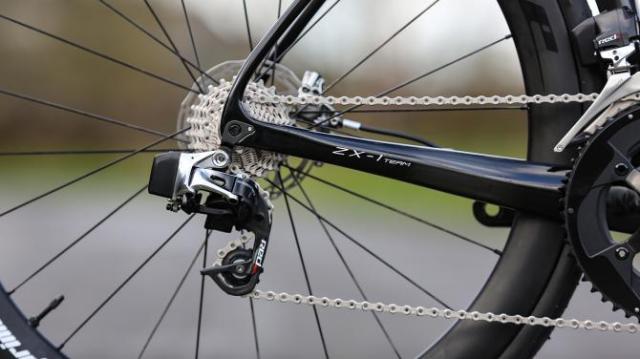 A Bike da British Continental team para 2019 - Vitus Pro Cycling ZX1 Team Aero Disc (1)