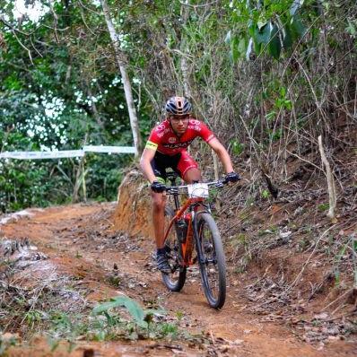 Caio é primeiro lugar na categoria 'Junior' do ranking carioca. Foto Arquivo Pessoal.