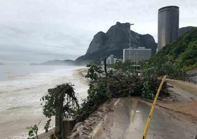 Trecho da Ciclovia Tim Maia desaba com temporal no Rio 2019 (2).jpeg