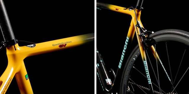 Bianchi lança a Specialissima Pantani Oropa edição limitada para estrada (4)