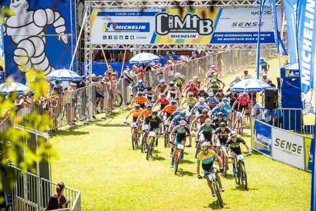CIMTB - Atletas irão pedalar na 2ª etapa de 2019 - Foto Fábio Piva