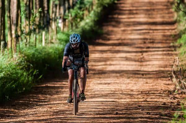 Ciclista PCD enfrenta desafio (Ney Evangelista - Brasil Ride)