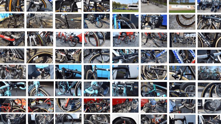 Detalhes da Paris-Roubaix 2019 pelas lentes de Josh Evans