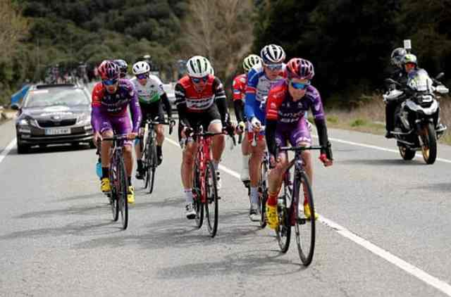 Nicolas na Vuelta al País Vasco 1