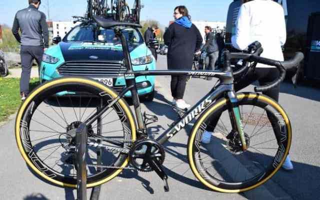 S-Works Roubaix de Peter Sagan para a Paris-Roubaix 2019 (1)