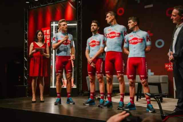 Marcel Kittel encerra contrato com a equipe Katusha
