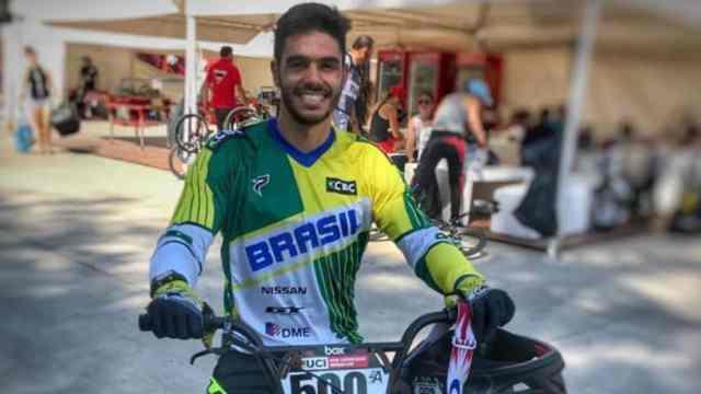 Renato Rezende e Paola Reis são os melhore brasileiros na 3ª etapa da Copa do Mundo de BMX (4)