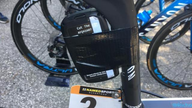 A Canyon Ultimate CF SLX de Richard Carapaz - Campeão do Giro d'Italia 2019 (15)