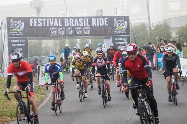 Atração na Cuesta Paulista, Road Brasil Ride revive o formato 100K neste domingo (19)