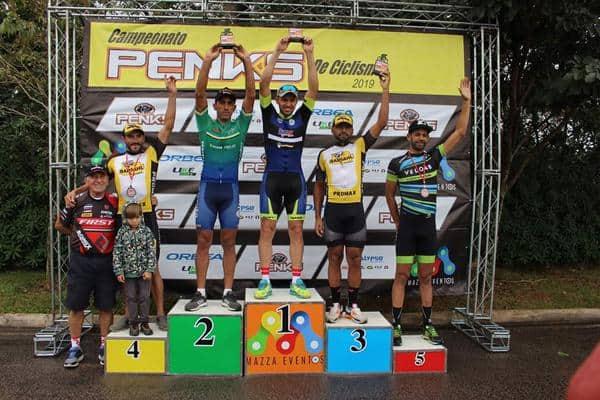Equipe Promax Bardahl tem dois atletas no pódio do Campeonato Penks de Ciclismo (1)