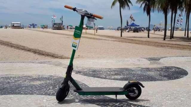 Patinete e bike elétricos no Rio de Janeiro só com carteira ou exame
