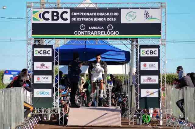Brasileiro de Ciclismo de Estrada e Pista 2019 Junior conhece campeões da prova de contrarrelógio (1)
