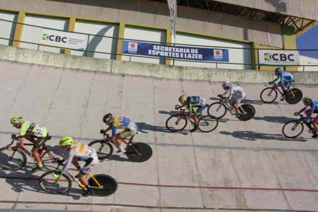 Omnium fecha 3º dia de provas do Brasileiro de Ciclismo de Pista Junior (4)