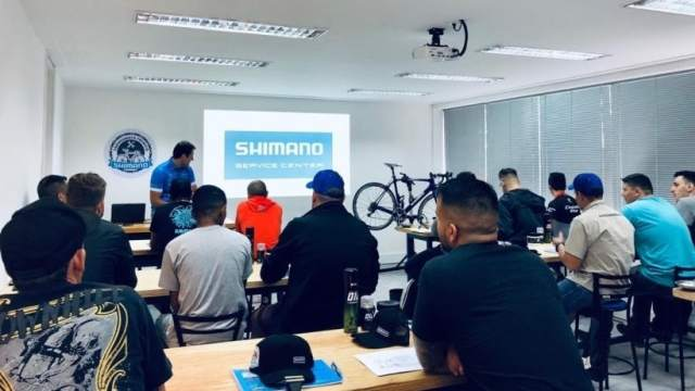 Shimano abre novas vagas para o Treinamento Técnico (1)