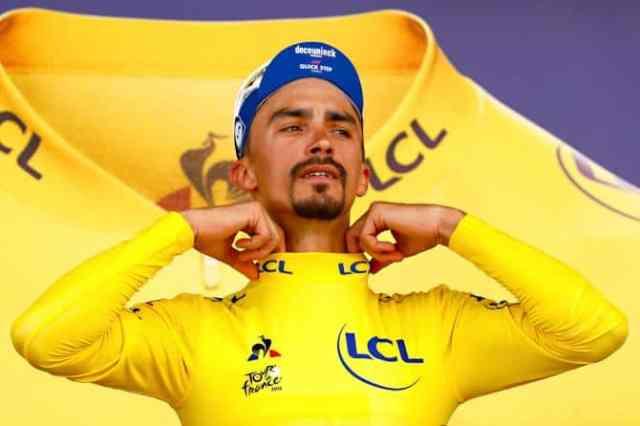 Tour de France 2019 10ª etapa - Julian Alaphilippe permanece com a camisa amarela