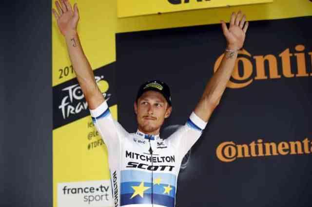 Tour de France 2019 16ª etapa – O campeão europeu Matteo Trentin ganha escapado (2)