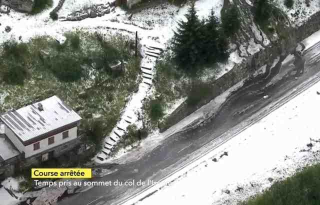 Tour de France 2019 19ª etapa – Egan Bernal vence e conquista a camisa amarela num dia de prova interrompida (3)