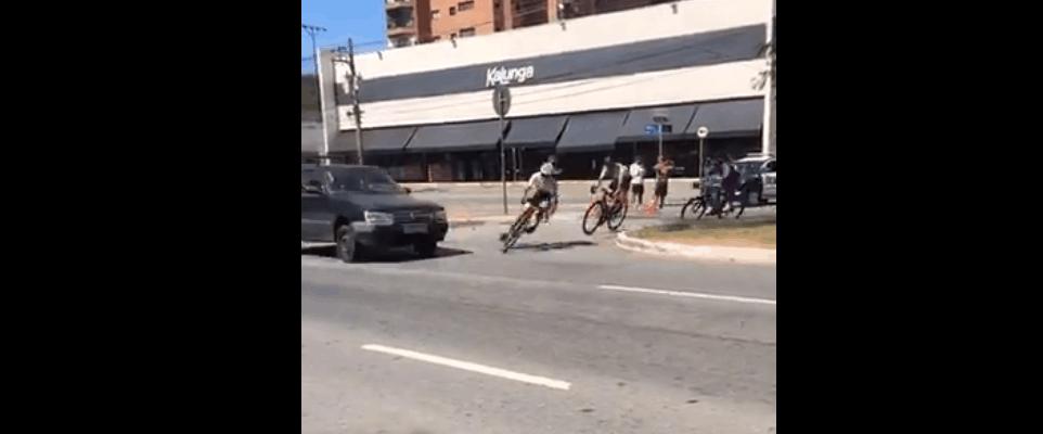 Acidente Volta Ciclística Guarulhos