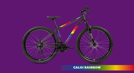 Caloi Rainbow