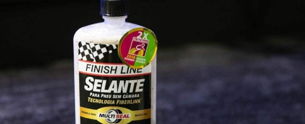 Selante Finish Line