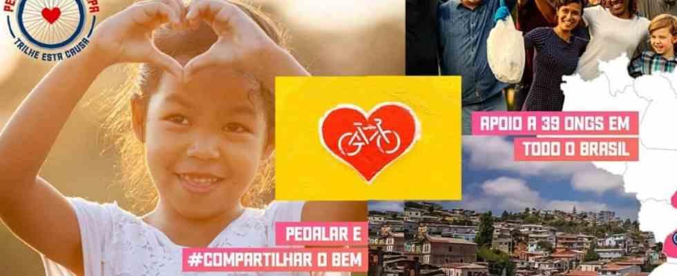 Campanha Pedal Solidário