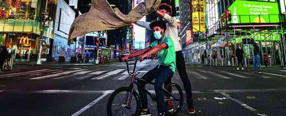The Vélo Barber