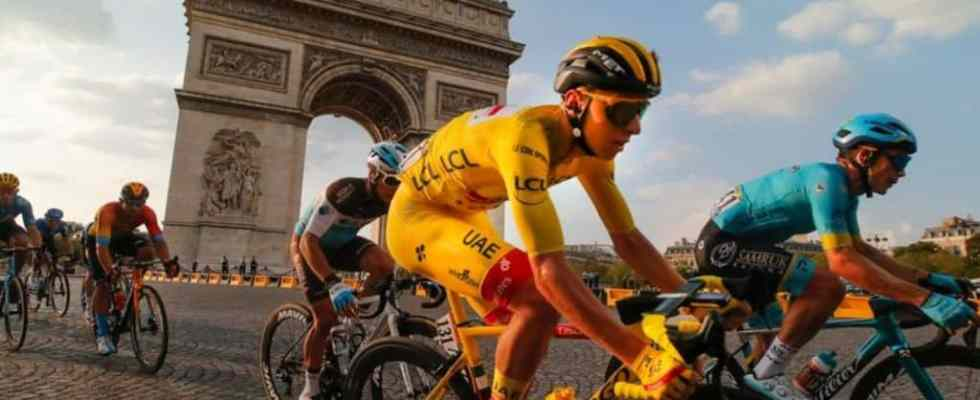 Tour de France no Strava
